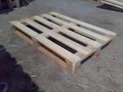 Куплю деревянные поддоны б/у