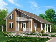 Каркасно-панельные дома,  любые конструкции