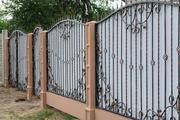 Ограждение участка изготовление ворот калиток