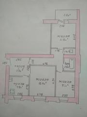 Продам 3-х комнатная квартира в г. Барановичи по ул. Наконечникова, 30