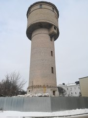 Продается водонапорная башня с участком,  в центре города Барановичи